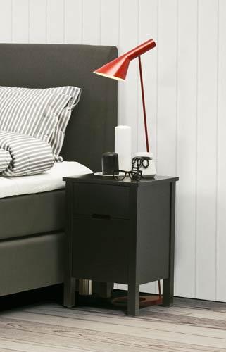 bedside table corona sc ditvoorst slaapwinkel sinds 1878. Black Bedroom Furniture Sets. Home Design Ideas