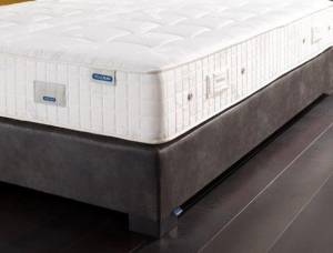 Boxspring Silverling+ Grandeur Detail