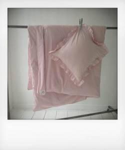 Zumba-dekbedovertrek-pink